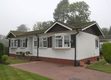 Thumbnail 2 bedroom detached bungalow for sale in Silver Poplars, Kingswood, Near Albrighton