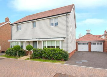 Thumbnail 4 bed detached house for sale in Hastings Avenue, Cheshunt, Waltham Cross, Hertfordshire