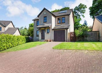 Thumbnail 4 bed detached house for sale in Glen Lochay Gardens, Craigmarloch, Cumbernauld, North Lanarkshire