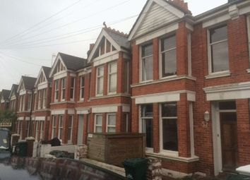 Thumbnail 3 bed terraced house to rent in Loder Road, Brighton