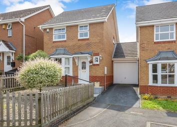Thumbnail 3 bed detached house for sale in Dodington Close, Barnwood, Gloucester, Gloucestershire