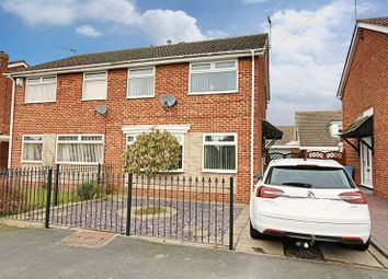 Thumbnail 3 bed semi-detached house for sale in Thorndale, Hull