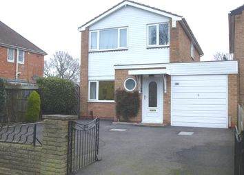 Thumbnail 3 bedroom link-detached house for sale in Barton Lodge Road, Hall Green, Birmingham