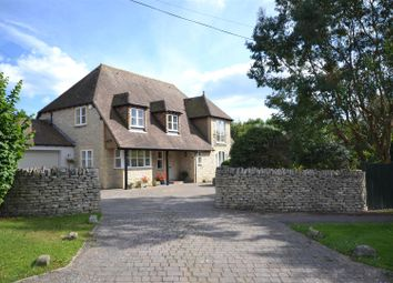 Thumbnail 4 bed detached house for sale in Manor Road, Weymouth