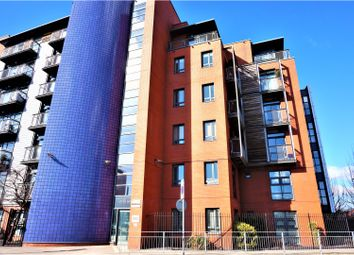 Thumbnail 2 bed flat for sale in 1 Blantyre Street, Manchester
