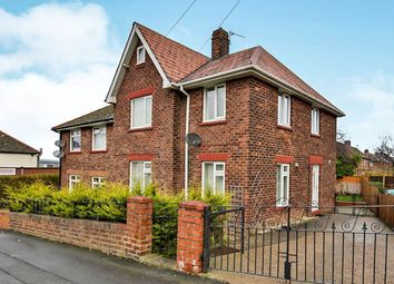 Thumbnail 3 bed semi-detached house to rent in Derby Drive, Consett