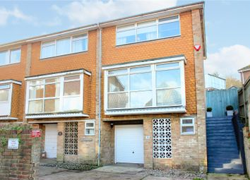 Thumbnail 3 bedroom end terrace house for sale in Church Hill, Newhaven
