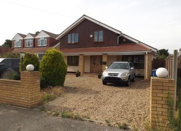 Thumbnail 5 bed detached house to rent in Fairfield Road, Wraysbury