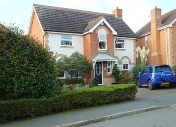 Thumbnail 4 bed detached house for sale in Banner Way, Stone Cross, Pevensey