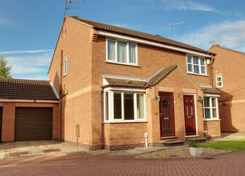 Thumbnail 2 bed semi-detached house for sale in Cottage Mews, Beverley