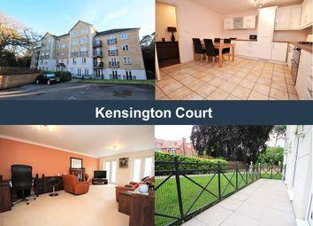 Thumbnail 2 bed flat for sale in Kensington Court, 43 Knyveton Road, Bournemouth