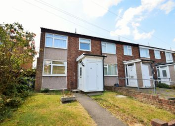 Thumbnail 3 bed end terrace house to rent in Ascot Road, Gravesend