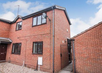 Thumbnail 2 bed semi-detached house to rent in Faraday Road, Lenton, Nottingham