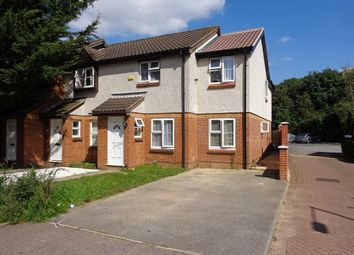 Thumbnail End terrace house for sale in Abbotswood Way, Hayes, Middlesex