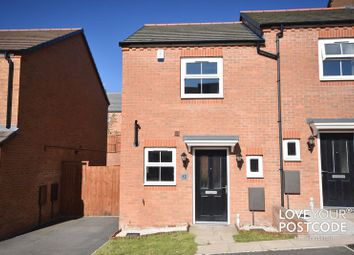 Thumbnail 2 bedroom semi-detached house to rent in Cascade Way, Dudley