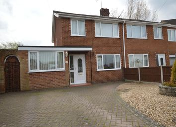 Thumbnail 4 bed semi-detached house for sale in Valley Road, Waddington, Lincoln