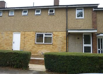 Thumbnail 4 bedroom terraced house to rent in Cheviotts, Hatfield