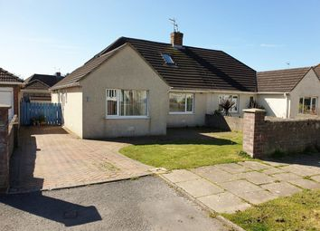 Thumbnail 4 bed semi-detached bungalow for sale in St. Michaels Road, Newton, Porthcawl