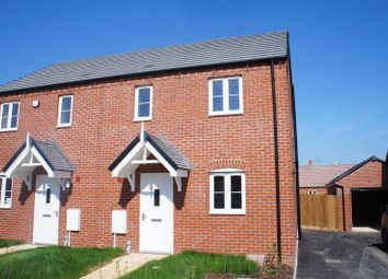Thumbnail 3 bed semi-detached house to rent in 93 Thillans, Cranfield, Bedfordshire