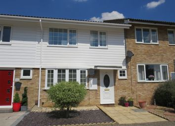 Thumbnail 3 bed terraced house for sale in Wellington Close, Chelmsford