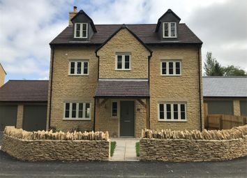 Thumbnail 5 bed detached house for sale in Oak House, The Hollows, Long Compton