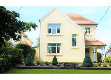 Thumbnail 3 bed detached house for sale in Folland Road, Glanamman, Ammanford