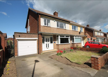 Thumbnail 3 bedroom semi-detached house for sale in Marrick Road, Stockton-On-Tees