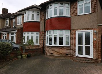 Thumbnail 3 bed semi-detached house to rent in Strafford Avenue, Clayhall, Ilford