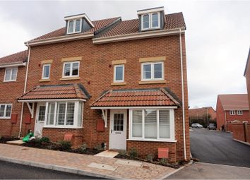 Thumbnail 4 bed semi-detached house for sale in Dingley Lane, Yate