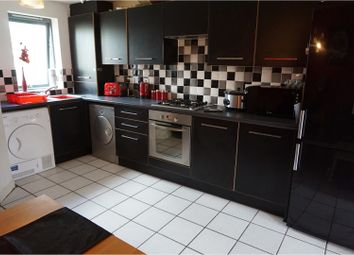 Thumbnail 3 bed town house for sale in Rosedawn Close West, Stoke-On-Trent
