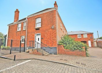 Thumbnail 2 bed end terrace house for sale in New Inn Court, Sarisbury Green, Southampton