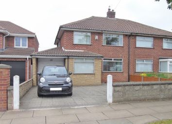 Thumbnail 3 bedroom semi-detached house for sale in Altway, Old Roan, Liverpool