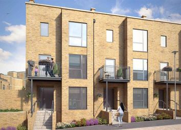 Thumbnail 4 bedroom terraced house for sale in The Raine, Millbrook Park, Henry Darlot Drive, Mill Hill