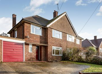 Thumbnail 3 bed semi-detached house to rent in East Hill, Maybury, Woking