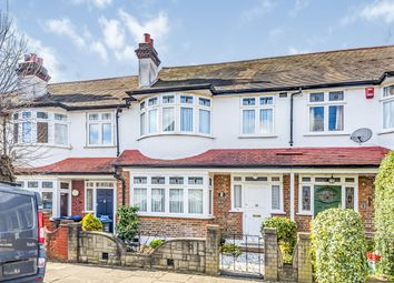 Thumbnail 3 bed terraced house for sale in Ipswich Road, London