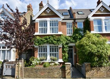 Thumbnail 4 bed semi-detached house for sale in Claremont Road, Teddington