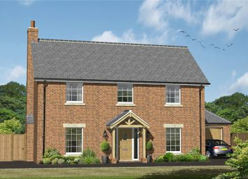 Thumbnail 4 bedroom detached house for sale in Waters Upton, Telford, Shropshire