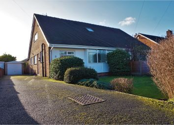 Thumbnail 3 bed semi-detached bungalow for sale in Boston Road, Lytham St. Annes
