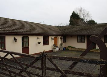 Thumbnail 3 bed detached bungalow to rent in Frogmore Lane, Kenilworth