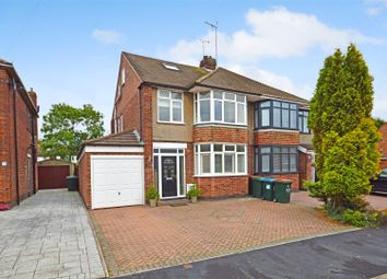 Thumbnail 4 bed semi-detached house for sale in Frobisher Road, Styvechale, Coventry