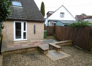 Thumbnail 1 bed terraced house to rent in Quarrydale Close, Calne