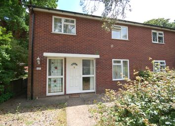 Thumbnail 3 bedroom end terrace house for sale in Kimms Belt, Thetford