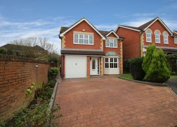 Thumbnail 4 bed detached house for sale in Gabriel Road, Maidenbower, Crawley