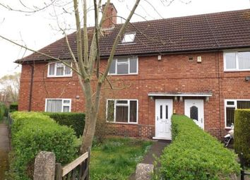 Thumbnail 3 bed terraced house for sale in Olton Avenue, Beeston, Nottingham