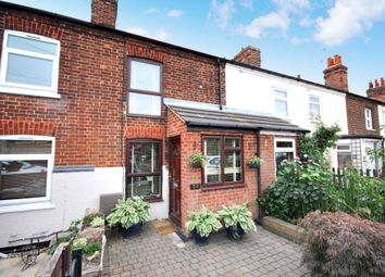 Thumbnail 2 bedroom terraced house for sale in The Causeway, Heybridge, Maldon