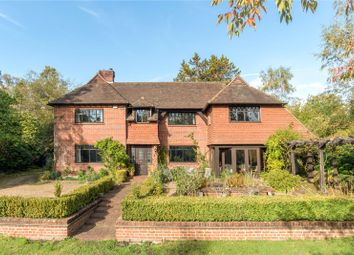 Thumbnail 4 bed detached house for sale in New Road, Wormley, Godalming, Surrey