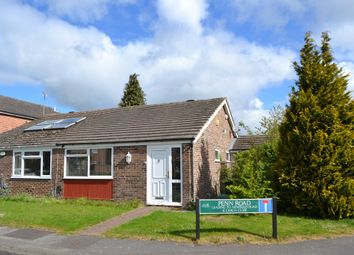 Thumbnail 2 bed semi-detached bungalow for sale in Penn Road, Speen, Newbury