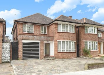 Thumbnail 4 bed detached house for sale in Regents Park Road, Finchley N3,