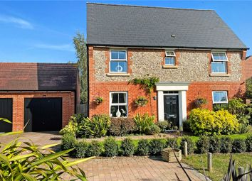 Thumbnail 3 bed detached house for sale in Alexander Avenue, Swanbourne Park, Angmering, West Sussex