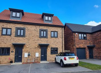 Thumbnail Semi-detached house for sale in Marley Fields, Wheatley Hill, Durham